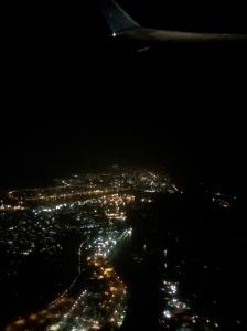 Farewell, Lagos.