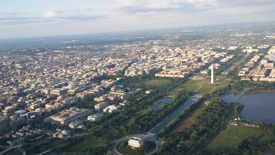 Leaving DC (May 2014)