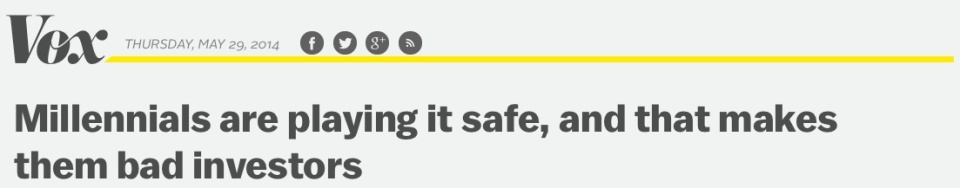 Seth Klarman must be a bad investor. Source: Vox.com.